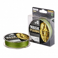 Леска плетеная AKKOI MASK PLEXUS 150m (green)