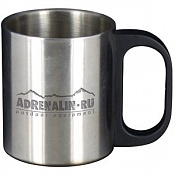 Кружка Adrenalin Metal Cup  230P