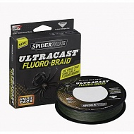 Леска плетеная Spiderwire Ultracast Fluorobraid Green 270 ...