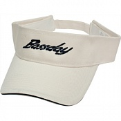 Кепка Bassday Sun Visor / White (белая)