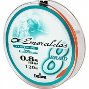 Леска плетеная Daiwa Emeraldas Braid Ре
