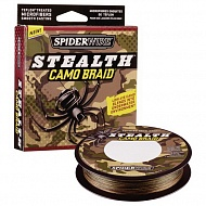 Леска плетеная Spiderwire Stealth Camo 110 м