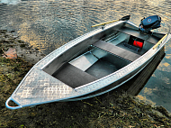 Моторная лодка Wyatboat-390У