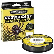 Леска плетеная Spiderwire Ultracast Ultimate Braid Lo-Vis ...