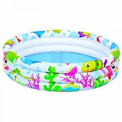 Бассейн JILONG Sea world pool детский 107х25 ...