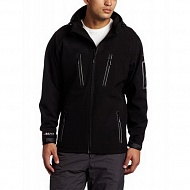 Куртка Baffin с капюшоном Mens Hooded Jacket Black