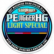 Леска плетеная SunLine PE Jigger HG Light ...