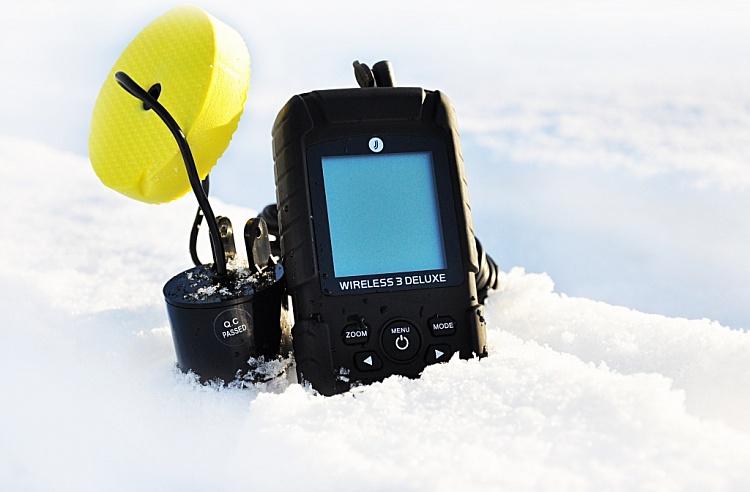 беспроводной эхолот jj-connect fisherman wireless 3 deluxe купить