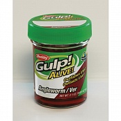 Насадка Berkley Gulp! Alive Angle worm Red ...