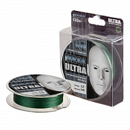 Леска плетеная AKKOI MASK ULTRA 130m (dark-green)