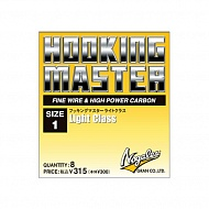 Крючки офсетные Varivas Nogales Hooking Master, Light