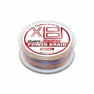 Леска плетеная Varivas Jigging Power Braid PE X8, 200m
