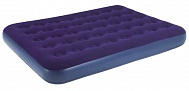 Кровать JILONG RELAX FLOCKED AIR BED DOUBLE ...