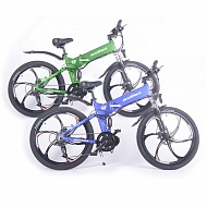 Электровелосипед Ecobike ECOFFECT HUMMER-MD