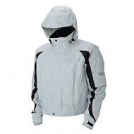 Куртка Varivas Vars-06 Dry Armour Short Rain Jacket, Grey,...