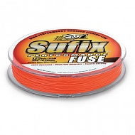 Леска плетеная Sufix Performance Fuse Neon Fire 135м