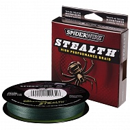 Леска плетеная Spiderwire Stealth Moss Green 137м