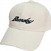 Кепка Bassday Twill Cap / White (белая)