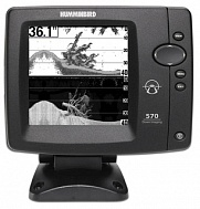 Эхолот Humminbird 570x DI Russian