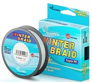 Леска Allvega Winter Braid Strands 30м