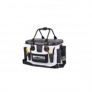 Сумка для снастей Spro Eva Tackle Bag White 40x26x25 cm